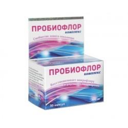 Пробиофлор-комплекс, Интернет-магазин биотоваров Bifidom03.ru