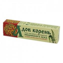 Гель для тела Адов корень с экстрактом индийского лука