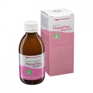 НариЛак Форте-В, 250 мл | Жидкие пробиотики