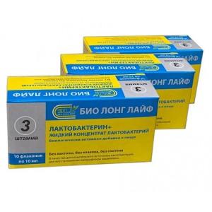 Лактобактерин (Биолонглайф)