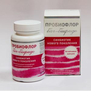 Пробиофлор БАГ бифидо | Bifidom03.ru